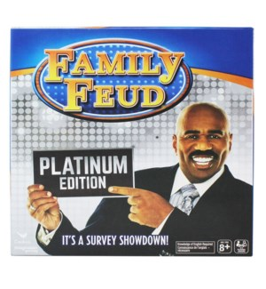 GAME - FAMILY FEUD PLATINUM EDT. (4)