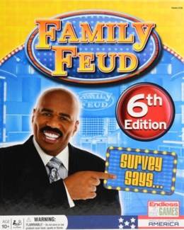 THE FAMILY FEUD 6th Ed.(6)
