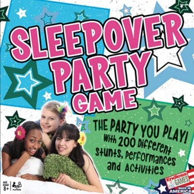 THE SLEEPOVER PARTY GAME (6)