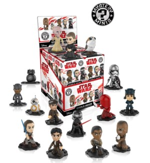 Mystery Mini: Star Wars Ep8  - PDQ (12) *SD*