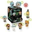 Blind bag Plush Keychain: R&M - PDQ (18) *SD*
