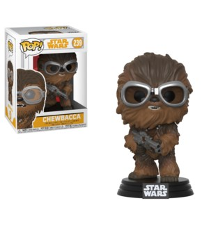 POP Star Wars: Solo - Chewbacca  (6) *SD*