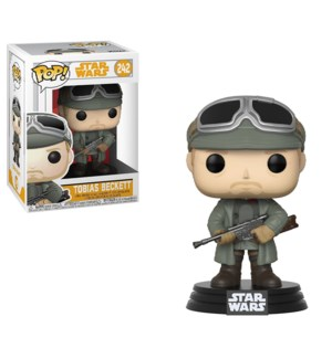 POP Star Wars: Solo - Tobias Beckett (6) *SD*