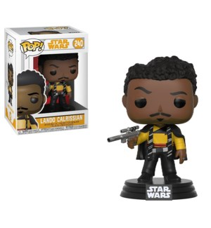 POP Star Wars: Solo - Lando Calrissian (6) *SD*