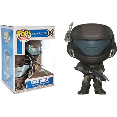 POP Halo: S1- ODST Buck (Helmeted) (6)