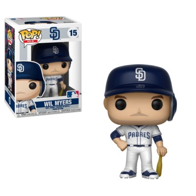 POP MLB: S3- Wil Myers (6) *SD*