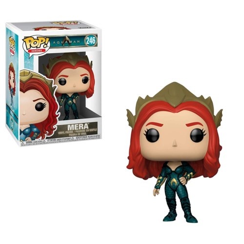 POP Heroes: Aquaman - POP 4 (6) *SD*