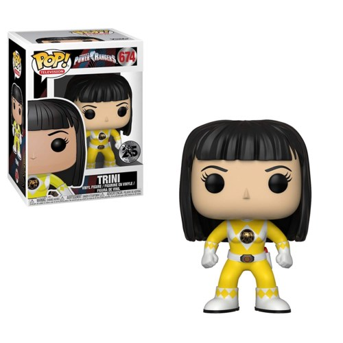 Pop TV: Power Rangers S7 - YW Rngr (no helmet) (6) *SD*