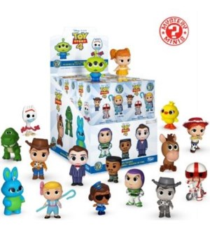 Mystery Mini:TOY STORY 4 (12) PDQ