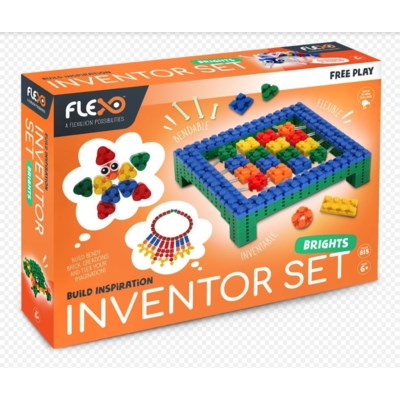 FREE PLAY INVENTOR SET BRIGHTS (3)