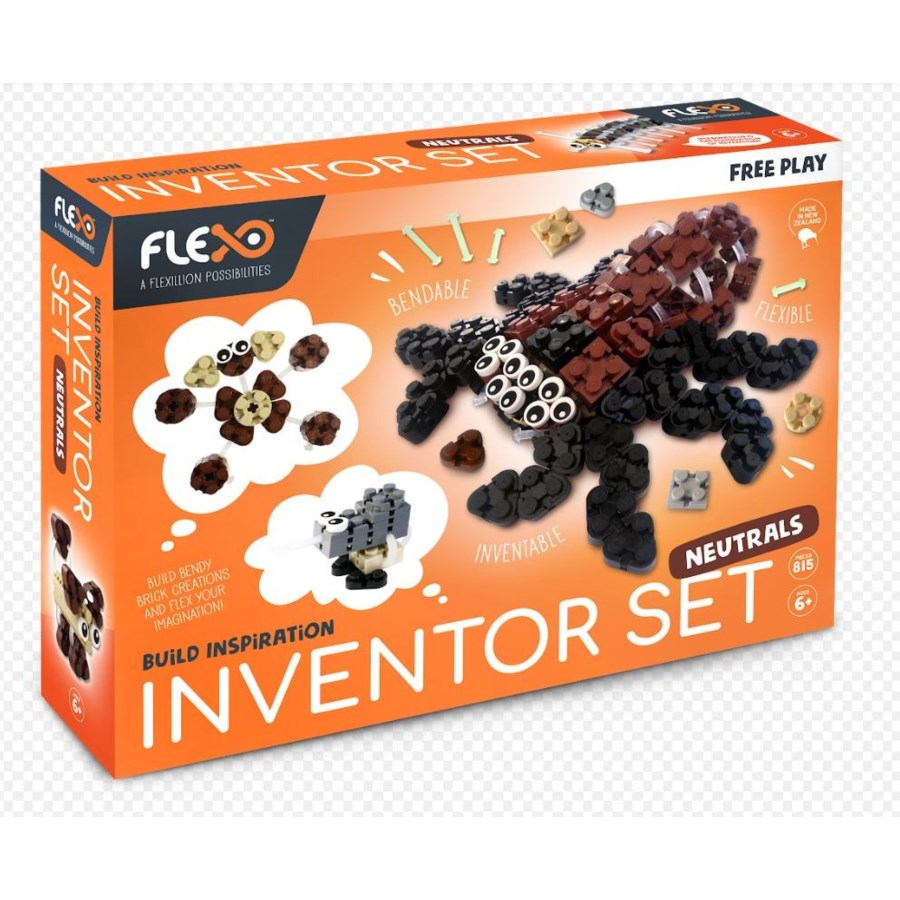 FREE PLAY INVENTOR SET NEUTRALS (3)