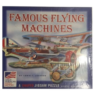 FAMOUS FLYING MACHINES 650P.*D