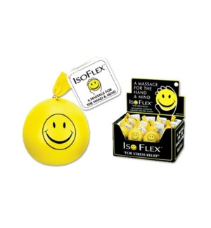 ISOFLEX SMILEY FACE 24PCS. DISP