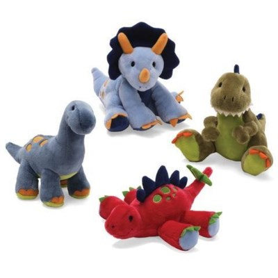 "DINO - ANIMAL CHATTER AAAH! 4 ASST 6"" (24) BL"