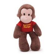 "CURIOUS GEORGE - TAKE A LONG 15"" (4) BL *SD"