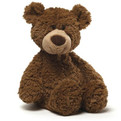 "BEARS - PINCHY BROWN 17"" (2) BL"