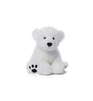 "BEAR - FRESCO POLAR BEAR WHITE 10"" (2) BL"