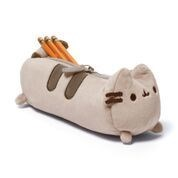 "PUSHEEN - ACCESSORY CASE 8.5"" (4) BL *SD*"
