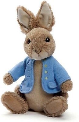 "PETER RABBIT - 6.5"" (4) BL *SD*"