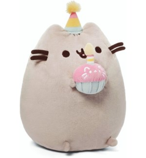 "PUSHEEN - BIRTHDAY 10.5"" (4) BL"