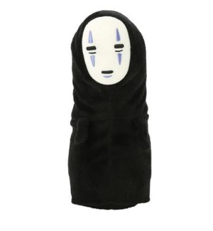 "STUDIO GHIBLI - SPIRTED AWAY NO FACE 8"" (3) BL"