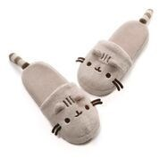 "PUSHEEN - SLIPPERS 12"" (2) BL"