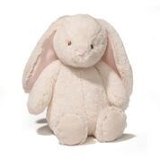 "EASTER - THISTLE BUNNY CREAM 13"" (6) BL"