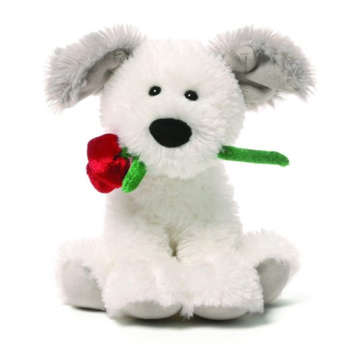 "VALENTINES DOG - DEMARCO 5"" (6) BL"