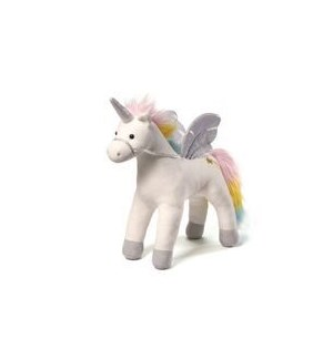 "UNICORNS - MAGICAL LGT & SND 17"" (2) BL"
