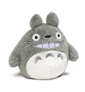 FLUFFY TOTORO SMILING  (3) BL