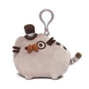 "PUSHEEN - FANCY BPK CLIP 4.5"" (6) BL *SD*"