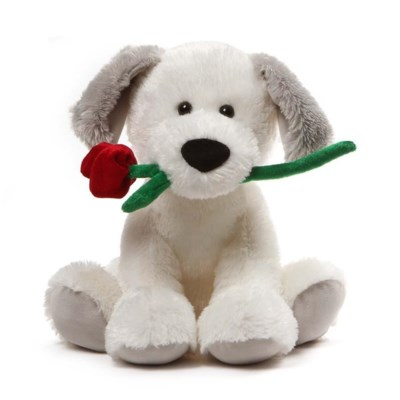 "VALENTINES DOG - DEMARCO 10"" (3) BL"
