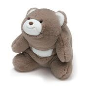 "BEARS - SNUFFLES TAUPE 10"" (2) BL"