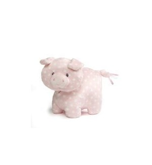 "BABY - ROLY POLY PIG 6"" (4) BL"