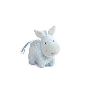"ROLY POLYS - HORSE 6""   (4) BL"