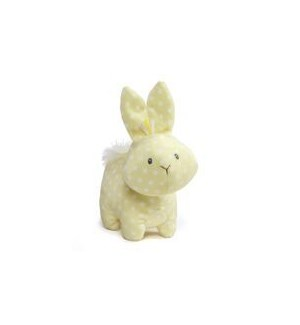 "BABY - ROLY POLY  BUNNY 6"" (4) BL"