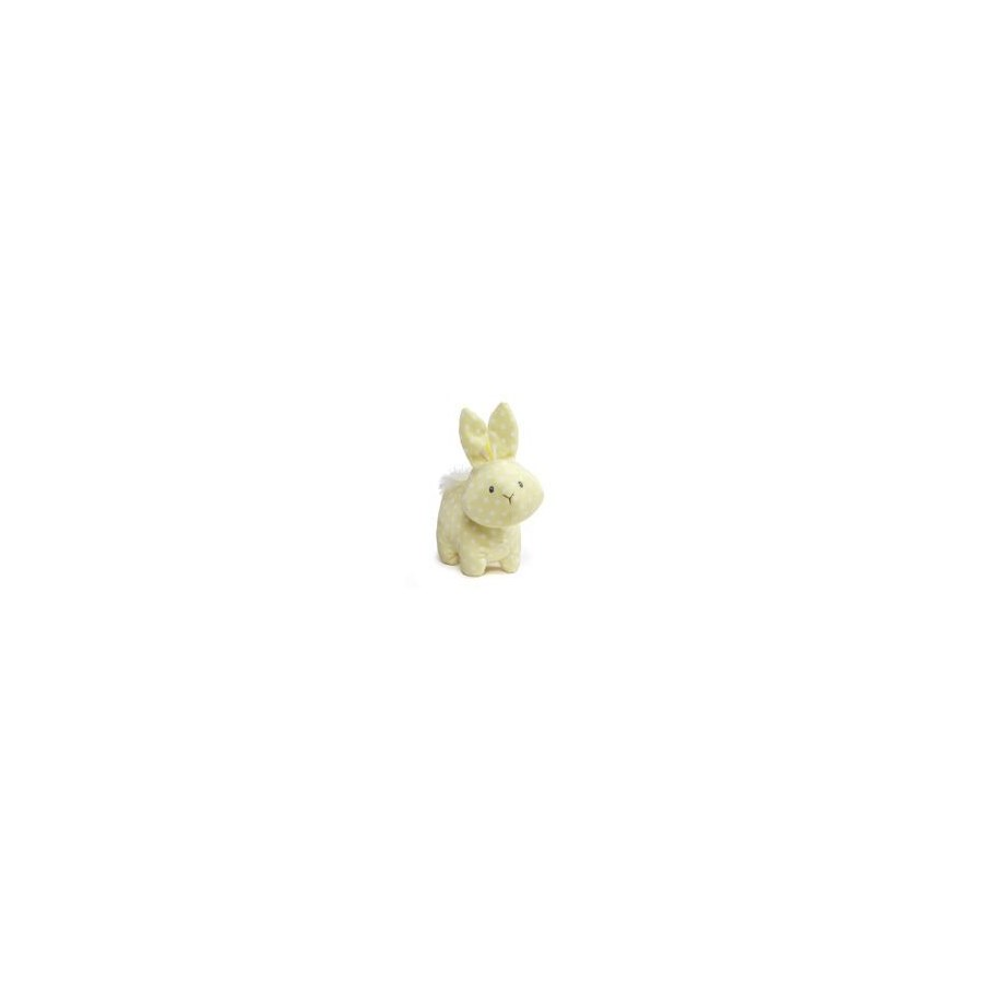 "ROLY POLYS - BUNNY 6""   (4) BL *SD*"