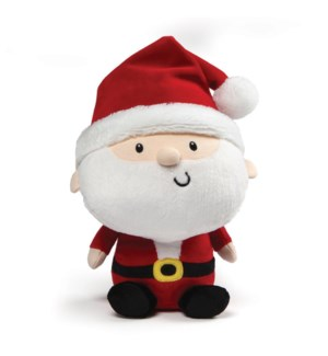 "CHRISTMAS - JOLLY SANTA 11"" (4) BL"