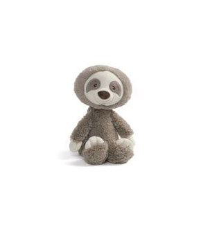 "BABY - TOOTHPICK SLOTH 12"" (4) BL"