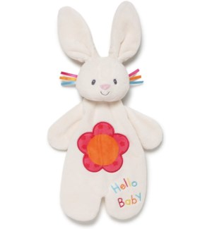 "BABY - FLORA ACTIVITY LOVEY 11.5"" (4) BL"