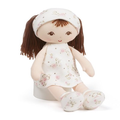 "LITTLE ME DOLL BRUNETTE 13"" (3) BL *SD"