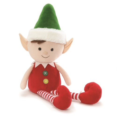 BUTTONS THE ELF (4) BL