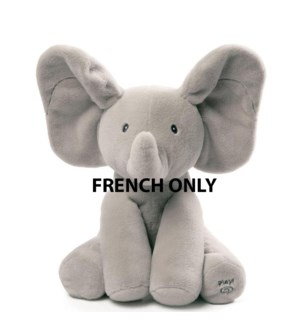 "BABY - ANIMATED FLAPPY THE ELEPHANT 12"" (2) FR"