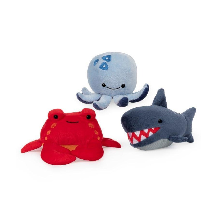 "SEA CREATURES - MINI ASST 7"" (12) BL"