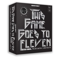 THIS GAME GOES TO ELEVEN (6) *F19*