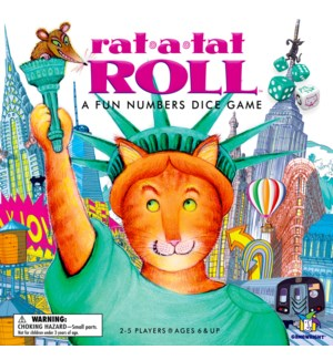 RAT-A-TAT ROLL! (6)