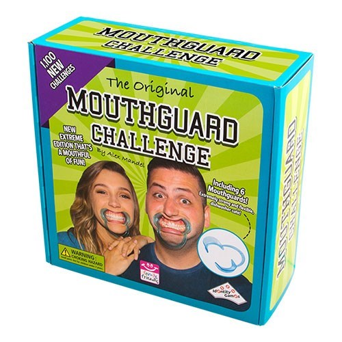 THE MOUTHGUARD CHALLENGE  EXTREME ED (12) *SD*