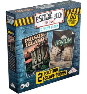 ESCAPE ROOM 2 PLAYER (8)*S20*