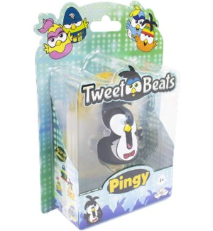 TWEET BEATS SINGLE BIRD-PENGY(6)