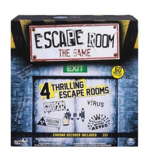 ESCAPE ROOM THE GAME ENG (6) *SD*